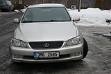 LEXUS IS 200 na LPG
